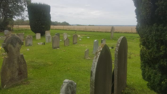 Kingston Lisle Cemetery