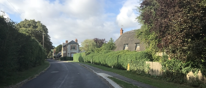 Manor Farm and Church Cottage